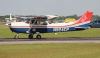 N924CP @ LAL - Civil Air Patrol