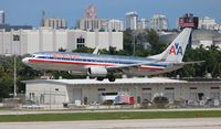 N925AN @ FLL - American - by Florida Metal