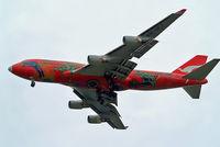 VH-OEJ @ EGLL - Boeing 747-438ER [32914] (QANTAS) Home~G 12/11/2010. On approach 27R.