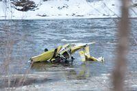 CF-JEX - After the crash - by steve jolicoeur