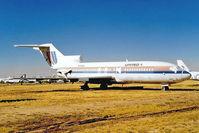 N7004U @ KDMA - Boeing 727-22 [18296] (Ex United Airlines) Davis Monthan AFB-AMARG~N 15/10/1998