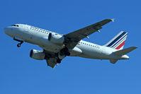 F-GRHG @ LFKC - Take off