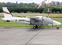 F-HPEI @ LFCL - Parked at the Airfield... - by Shunn311