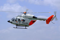 D-HNWO @ EDDL - POLIZEI - by Fred Willemsen