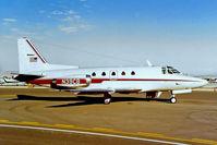 N39CB @ KLAS - Rockwell Sabreliner 60A [306-116] Las Vegas-McCarran Int'l~N 20/10/1998