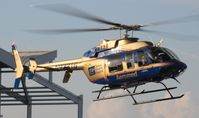 N933TG - Bell 407 at Heliexpo Orlando