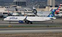 N934JB @ LAX - Jet Blue