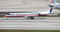 N935AE @ MIA - American Eagle - by Florida Metal