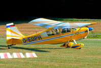 D-EGPH @ EDST -  - by Fred Willemsen