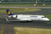 D-ACLY @ EDDL - Lufthansa - by Fred Willemsen