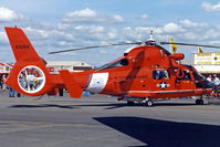 6580 @ EGVA - Aerospatiale HH-65C Dolphin [6277] (United States Coast Guard) RAF Fairford~G 25/07/1998 - by Ray Barber