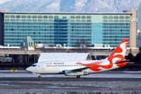 C-GAIG @ YVR - Departure to Edmonton. - by metricbolt