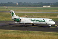 D-AGPM @ EDDL - Germania - by Fred Willemsen