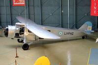 LV-FHZ @ SADM - Fairchild Canada 82D [66] (Museo Nacional de Aeronautica (Argentina)) Buenos Aires-Moron~LV 09/04/2004 - by Ray Barber
