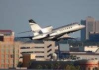 N954AM @ TPA - Falcon 50