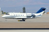 C-FKJM @ KLAS - CL601 departing LAS - by FerryPNL