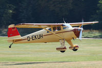 D-EKUH @ EDST -  - by Fred Willemsen