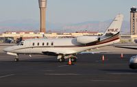 N116JC @ KLAS - IAI1125 Astra taxying out. - by FerryPNL