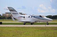N959EN @ ORL - Hondajet HA-420