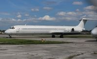 N959PG @ OPF - Came from Austral Lineas Aereas and heading to PAWA Dominicana