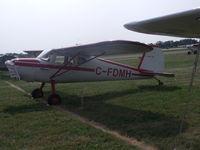 C-FDMH @ OSH - Cessna 140 - by Christian Maurer