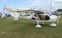 N960CT @ LAL - Flight Design CTLS