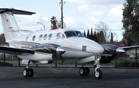 N6335F @ KRHV - Turmon Consulting LLC (Madera, CA) 1982 Beech F90 King Air taxing back to Lafferty at Reid Hillview Airport, San Jose, CA. It has been sold since the last photo I took of it. - by Chris Leipelt
