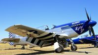 N327DB @ MYV - Marysville airshow. 2012? - by Clayton Eddy