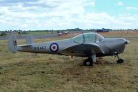 G-AVIL @ EGSX - Alon A-2 Aircoupe [A-5] North Weald~G 19/06/2004