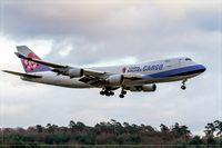 B-18722 @ ELLX - Boeing 747-409F(SCD) - by Jerzy Maciaszek
