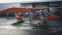 N6270B @ O88 - Rio Vista Airport 1996 - by Clayton Eddy