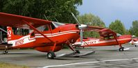 N1292F @ TKA - Talkeetna Alaska 2013 - by Clayton Eddy