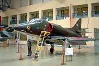 C-207 @ SADM - Douglas A-4P Skyhawk [11750] (Museo Nacional de Aeronautica (Argentina)) Buenos Aires-Moron~LV 09/04/2004 - by Ray Barber