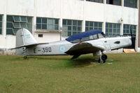 E-390 @ SADM - Percival P.40 Prentice T.1 [PAC/280] (Museo Nacional de Aeronautica (Argentina)) Buenos Aires-Moron~LV 09/04/2004 - by Ray Barber