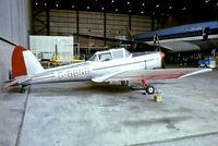 G-BBNB @ EHAM - De Havilland Canada DHC-1 Chipmunk 22 [C1/0033] Amsterdam-Schiphol~PH 29/08/1976. From a slide.