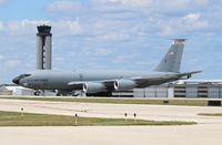 62-3500 @ KMKE - Boeing KC-135R - by Mark Pasqualino