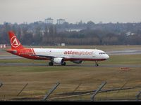 TC-ATE @ EGBB - Came into Birmingham Airport on Sunday after being diverted from Stansted. - by Luke Smith-Whelan