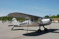 N1926V @ IYS - At Wasilla Airport AK - by Jack Poelstra