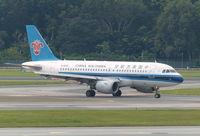 B-6200 @ WSSS - B-6200  China Southern AL  at Singapore 5.11.16 - by GTF4J2M