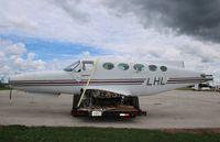 ZK-LHL @ KGBG - Cessna 425