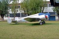 E-110 @ SADM - Beech AT-11 Kansan [3495] (Museo Nacional de Aeronautica (Argentina)) Buenos Aires-Moron~LV 09/04/2004 - by Ray Barber