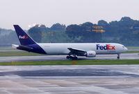 N109FE @ WSSS - N109FE  Federal Express  at Singapore 5.11.16 - by GTF4J2M