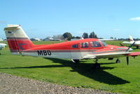 ZK-MBO @ NZAR - Piper PA-44-180T Turbo Seminole [44-8207004] Auckland-Ardmore~ZK 26/09/2004