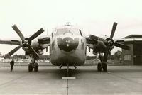CP-42 @ EBKT - Wevelgem Airshow in 1963. CP-42 was former USAF  53-7843. - by A.De Craene
