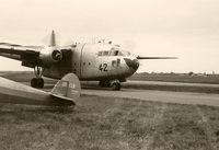 CP-42 @ EBKT - Wevelgem Airshow in 1963. - by P. VDG