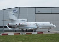 N215EF - F900 - Jet Aviation Flight Services