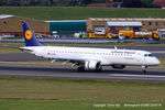 D-AEMC @ EGBB - Lufthansa Regional - by Chris Hall