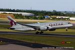 A7-BCJ @ EGBB - Qatar - by Chris Hall