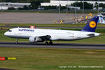D-AIPR @ EGBB - Lufthansa - by Chris Hall