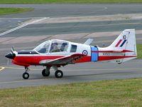 G-CCMI @ EGBJ - G-CCMI   Scottish Aviation SA.120 T.1 Bulldog [BH120/199] Staverton~G 07/08/2005 - by Ray Barber